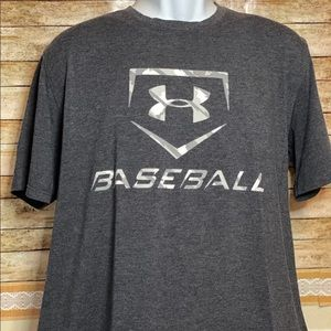 Men's Under Armour Baseball Athletic T-Shirt
